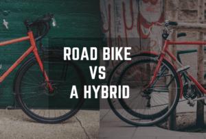 Road vs Hybrid bikes