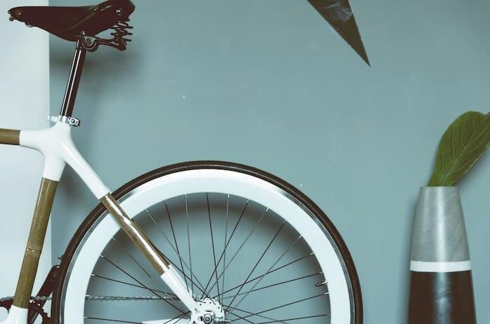 aluminum bike frame